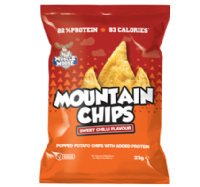 MUSCLE MOOSE MOUNTAIN CHIPS BOX OF 6 X 23G